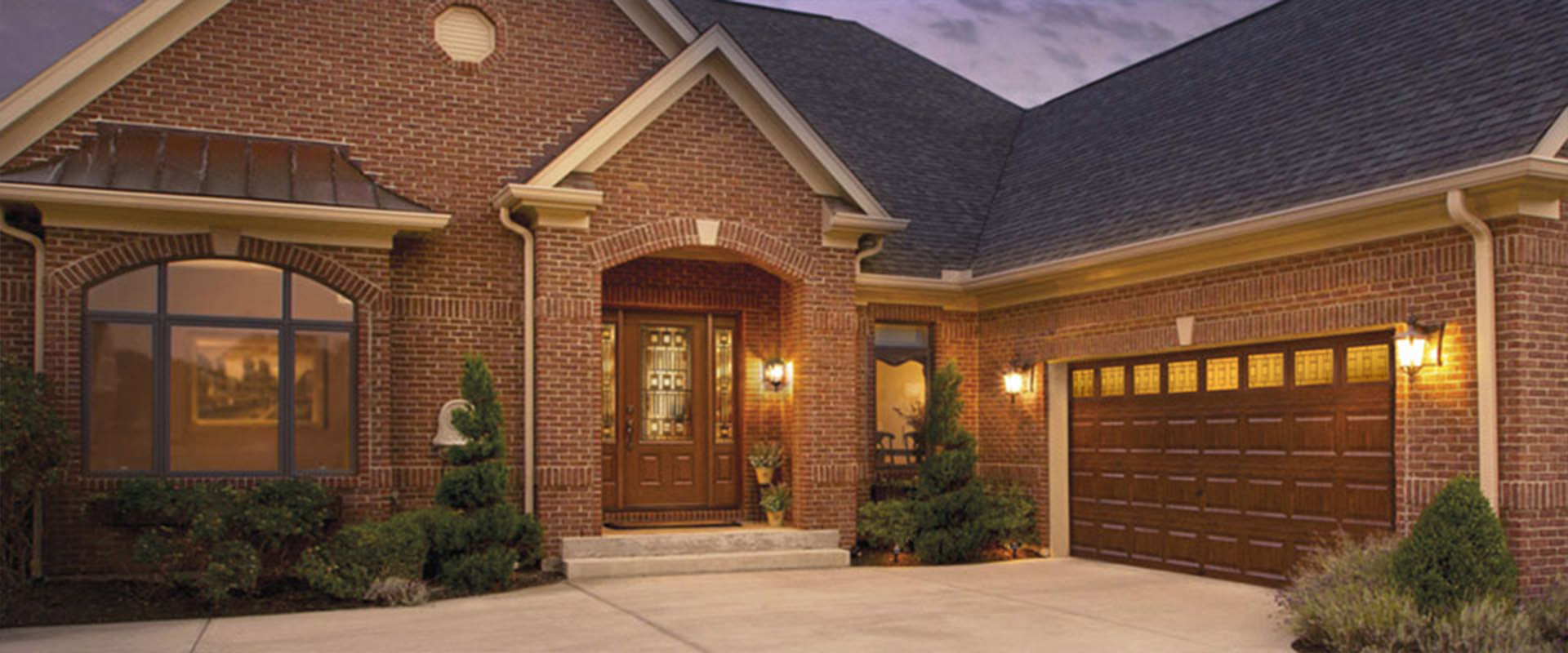 Complete The Look Of Your Home With A Gorgeous Garage Door