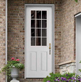 Entry doors replacement door shreveport bossier city for Back entry doors for houses